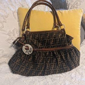 XL Fendi Zucca Bag